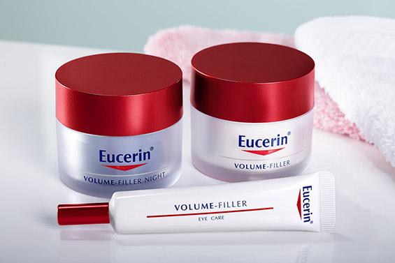 Eucerin Volume-Filler – За младешки изглед и по 40-тата година