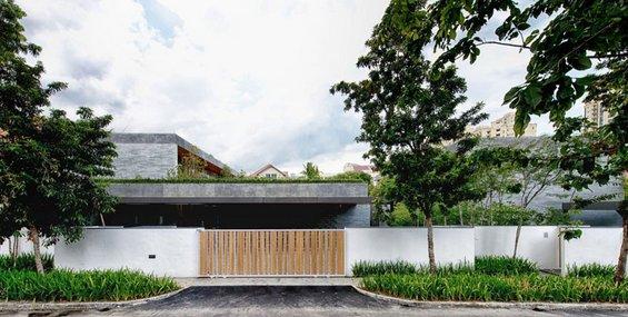 Зелена оаза во срцето на Сингапур