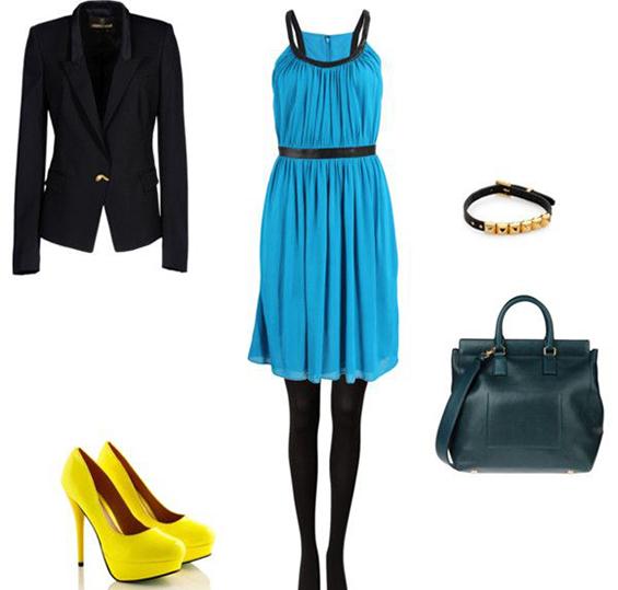 (9) Модна транзиција: носете ја летната облека во есен