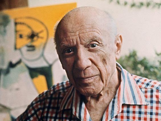 Пабло Пикасо и неговиот генијален ум