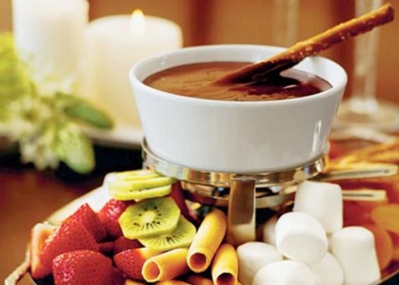 Домашно чоколадно фонду