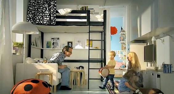 ИКЕА ви покажува како да го зголемите вашиот мал стан