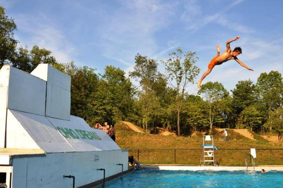 Најзабавната и најоткачена лизгалка на базен