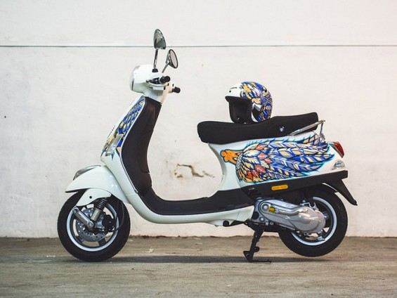 Креативно дизајнирани скутери кои ќе сакате да ги повозите
