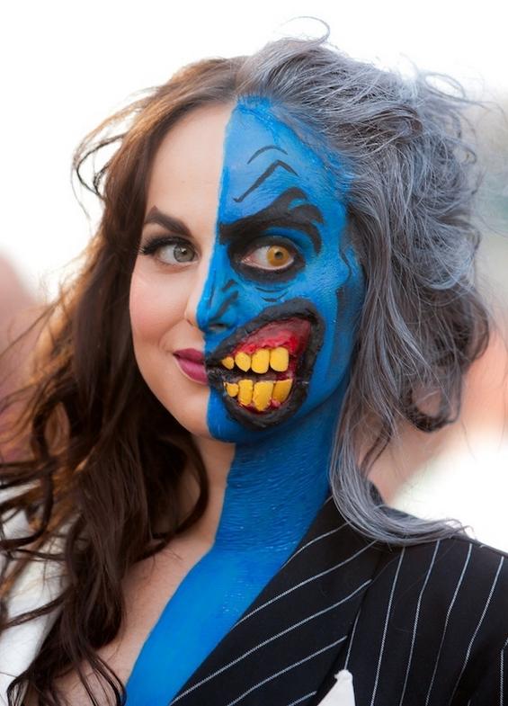 Фантастични мејкап трансформации по повод Ноќта на вештерките