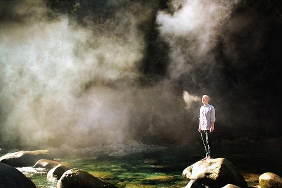 Пронаоѓањето мир во природата претставено преку фотографии