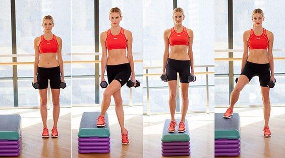 7 вежби за жешко тело