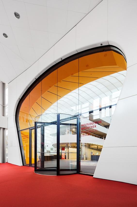 Библиотека во Берлин дизајнирана како човечки мозок