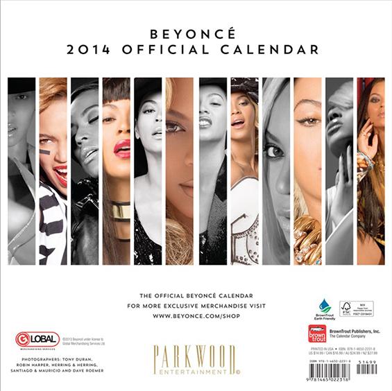 Бијонсе се сликаше за секси календар