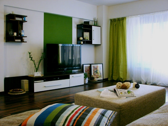 Мал шармантен стан во Букурешт