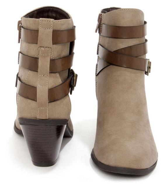 Модерни и стилски обувки за есен 2013