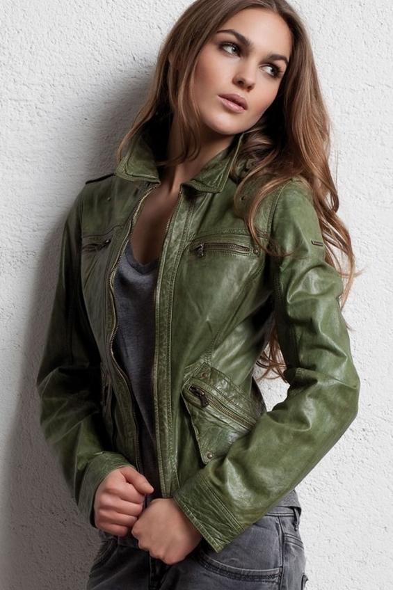 Неодолива есенска класика: кожна јакна