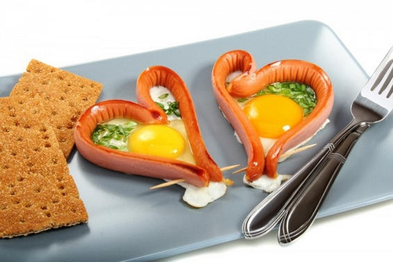 6 креативни начини да направите јајце на око