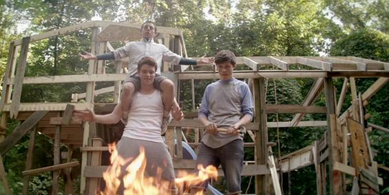 Филм: Кралеви на летото (The Kings of Summer)