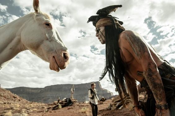 Филм: Осамениот ренџер (The Lone Ranger)
