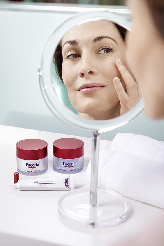 Eucerin Volume-Filler – револуционери креми во борбата против стареењето на кожата