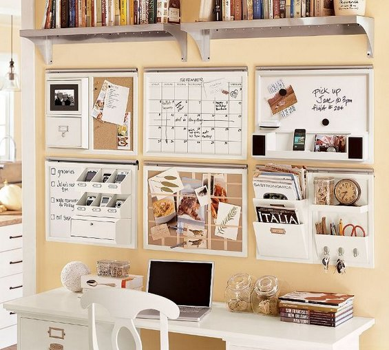 Претворете го вашиот работен простор во креативно и инспиративно место