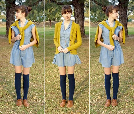 Совршени модни комбинации со безвремените оксфордки