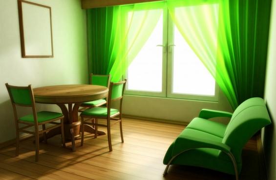Одберете завеси кои ќе му дадат свежина на домот