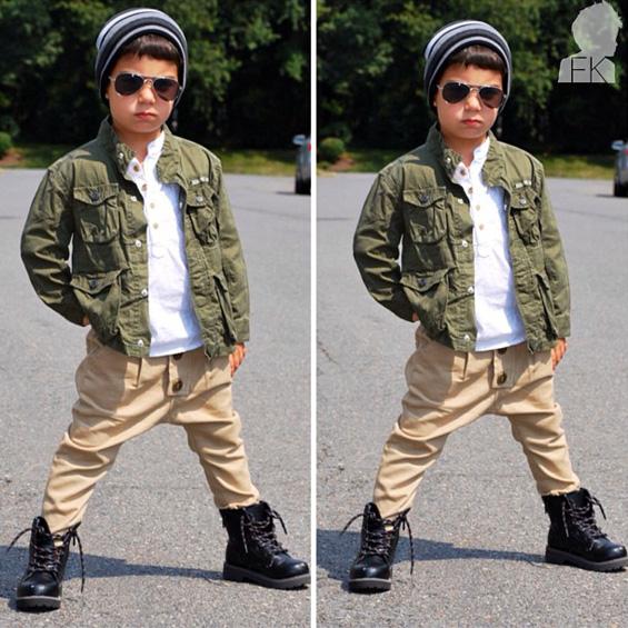 Висока мода уште од најмали нозе