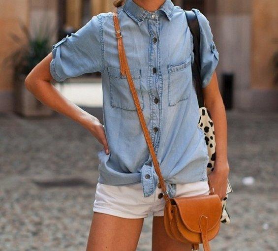 Интересни комбинации со тексасни кошули