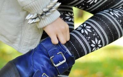 Есенски комбинации со хеланки и чизмички
