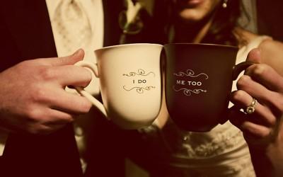 Бракот не е именка, бракот е глагол