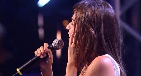 """Девојката која ги расплака судиите на """"X Factor Adria"""""""