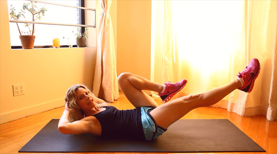 Најдобрата вежба за стомачни мускули