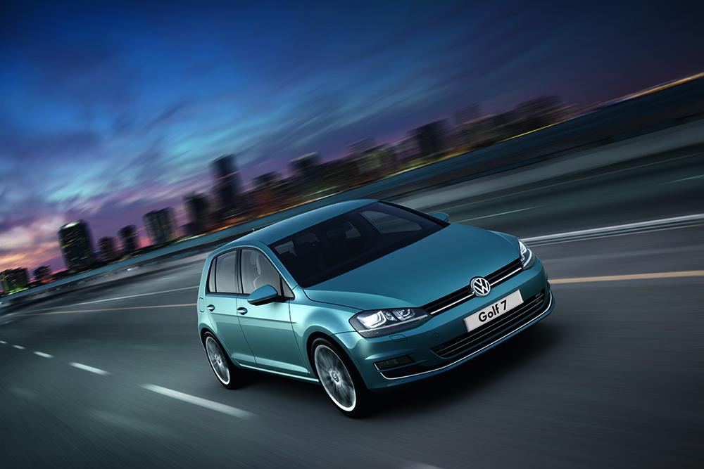 "Volkswagen Golf ја освои наградата ""Златен волан""; за 2013 година"