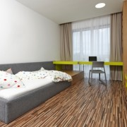 Модерен фамилијарен стан во Словачка