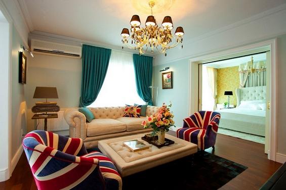 И кралицата на Велика Британија би сакала да живее тука