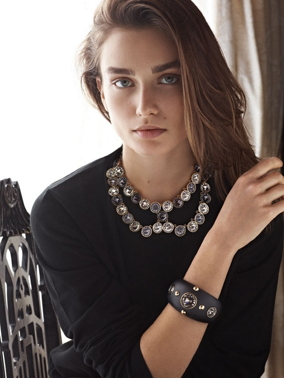 Прекрасна колекција накит на Луј Витон за есен/зима 2013