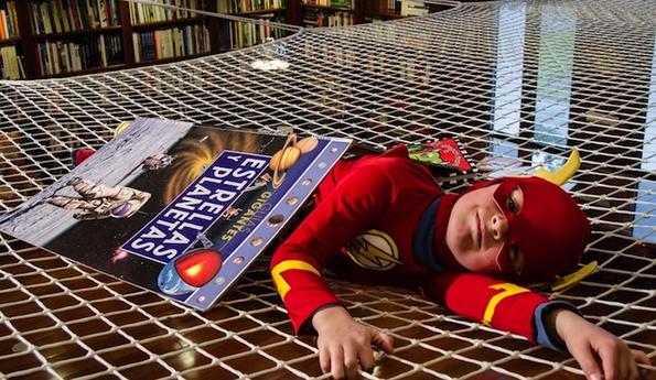 Мрежа за читање на која сите деца ќе уживаат