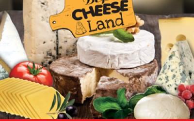 """""""Cheese land"""" во Веро Центарот"""