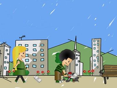 Започнува зелениот натпревар за сите деца во организација на Пакомак