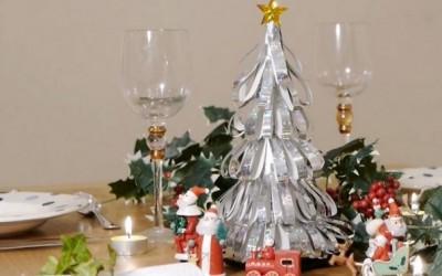 Направете 3 симпатични новогодишни елкички