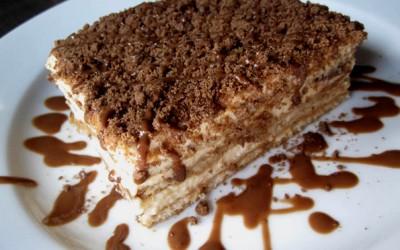 Брза и лесна капучино торта