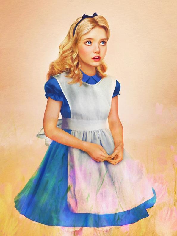 Кога принцезите од Дизни би биле реалност