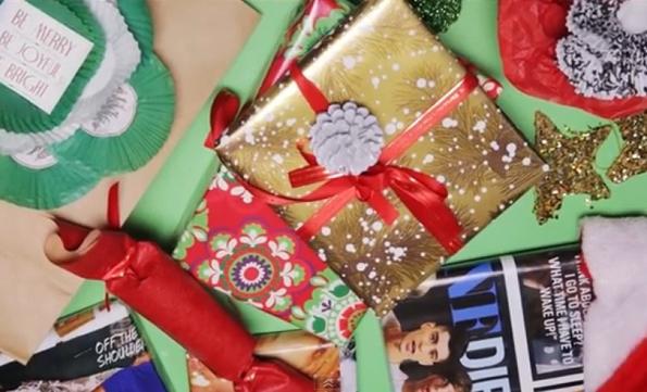 Креативни начини како да ги завиткате новогодишните подароци