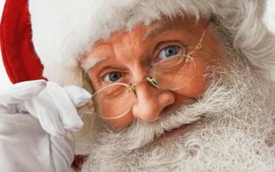 """Нема да поверувате дека оваа слика од Дедо Мраз е нацртана во """"Paint"""""""