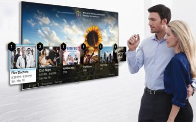 """Паметен телевизор од """"Samsung"""" кој ќе работи на гласовни команди"""