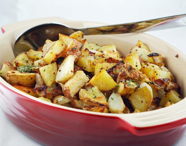 Печени компири – едно од најздравите јадења
