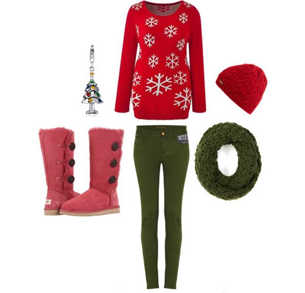 20 слатки зимски модни комбинации кои се одлични за празничниот период