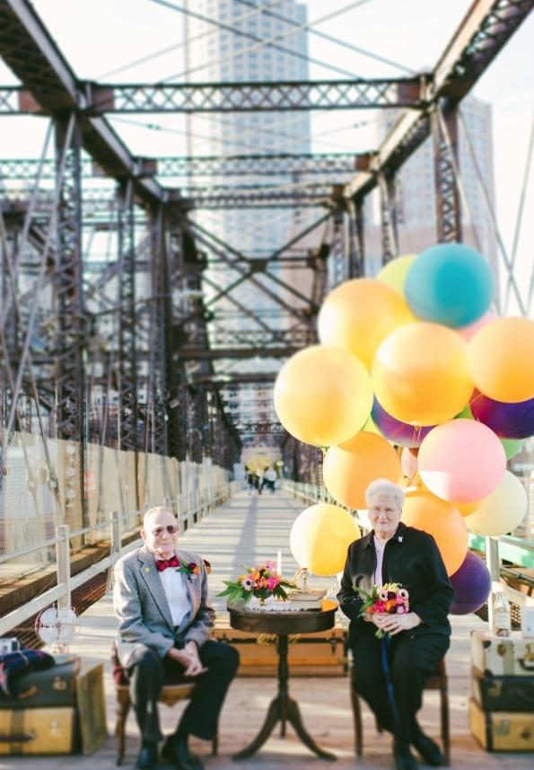 Како еден пар ја прославил 61-годишнината од бракот