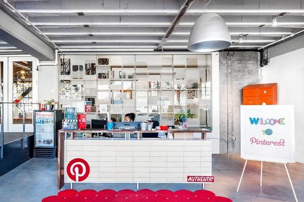 """(11) Новите канцеларии на """"Пинтерест"""" во Сан Франциско"""