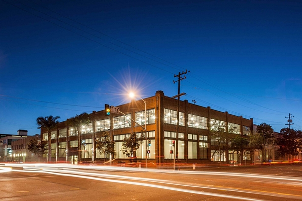 """(15) Новите канцеларии на """"Пинтерест"""" во Сан Франциско"""