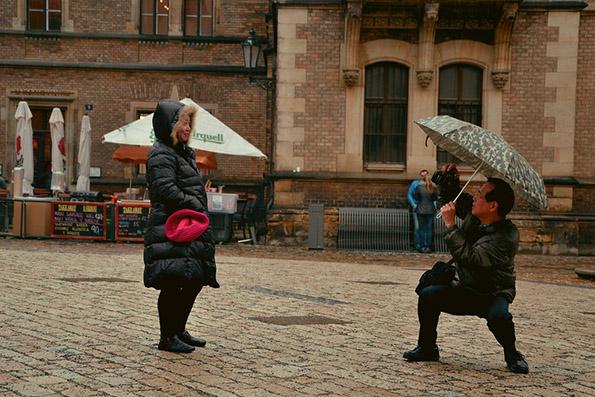 Колоритна прошетка низ Прага