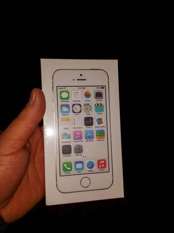 Креативен начин за новогодишно завиткување на Iphone 5s