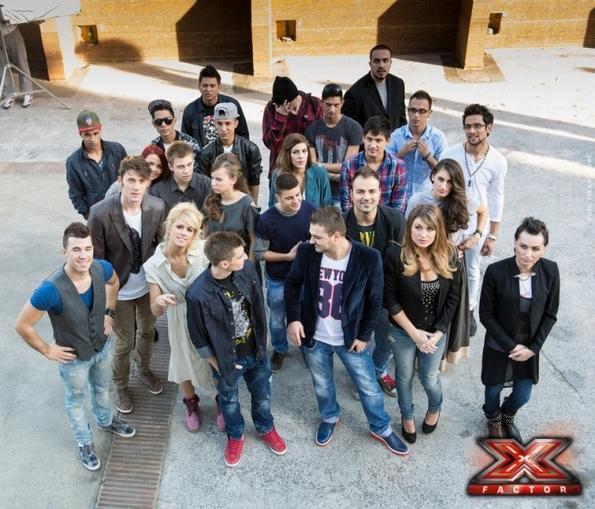 Македонците ги воодушевија судиите на X фактор